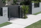 Acton ACT Boundary fencing aluminium 3old