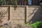 Acton ACT Brick fencing 20