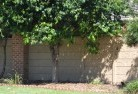 Acton ACT Brick fencing 22