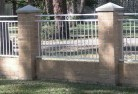 Acton ACT Brick fencing 5