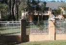 Acton ACT Brick fencing 9