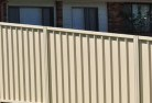 Acton ACT Colorbond fencing 14