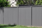 Acton ACT Colorbond fencing 3