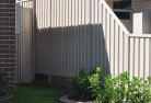 Acton ACT Colorbond fencing 8