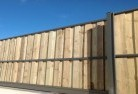 Acton ACT Lap and cap timber fencing 1