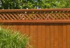 Acton ACT Wood fencing 14