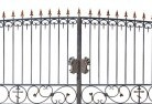 Acton ACT Wrought iron fencing 10