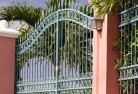Acton ACT Wrought iron fencing 12