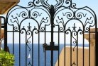 Acton ACT Wrought iron fencing 13