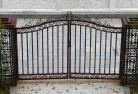 Acton ACT Wrought iron fencing 14