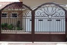 Acton ACT Wrought iron fencing 2