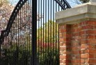 Acton ACT Wrought iron fencing 7